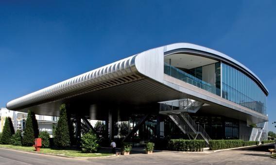 Ferrari Headquarters Unique Architecture Architecture