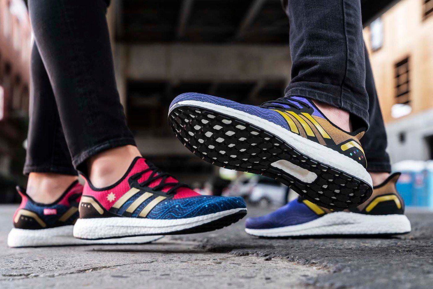 adidas AM4 Captain Marvel Grailify