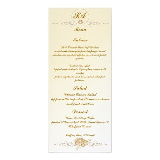 ShoppingWedding Reception Menu CardIn our offer link above you will - best of invitation cards for wedding price