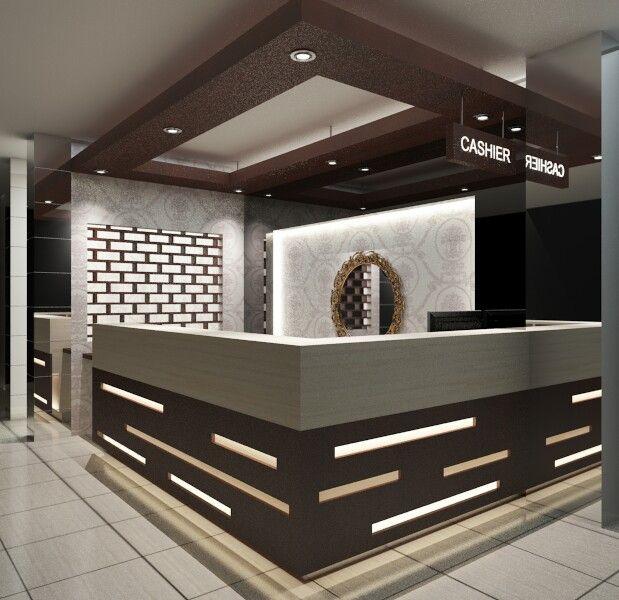 simple elegant cashier counter by valentine oriza furniture design portfolio pinterest