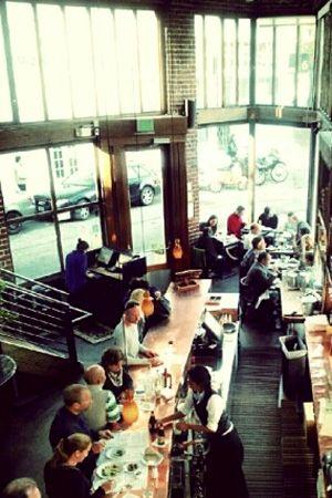 Zuni Cafe, San Francisco, CA | Dog Friendly Restaurants SF