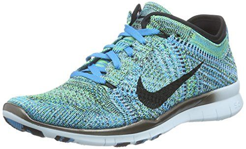 Nike Free Tr Flyknit Womens Cross Training Shoes 6 -- Details can be found  by clicking on the image. (This is an affiliate link)