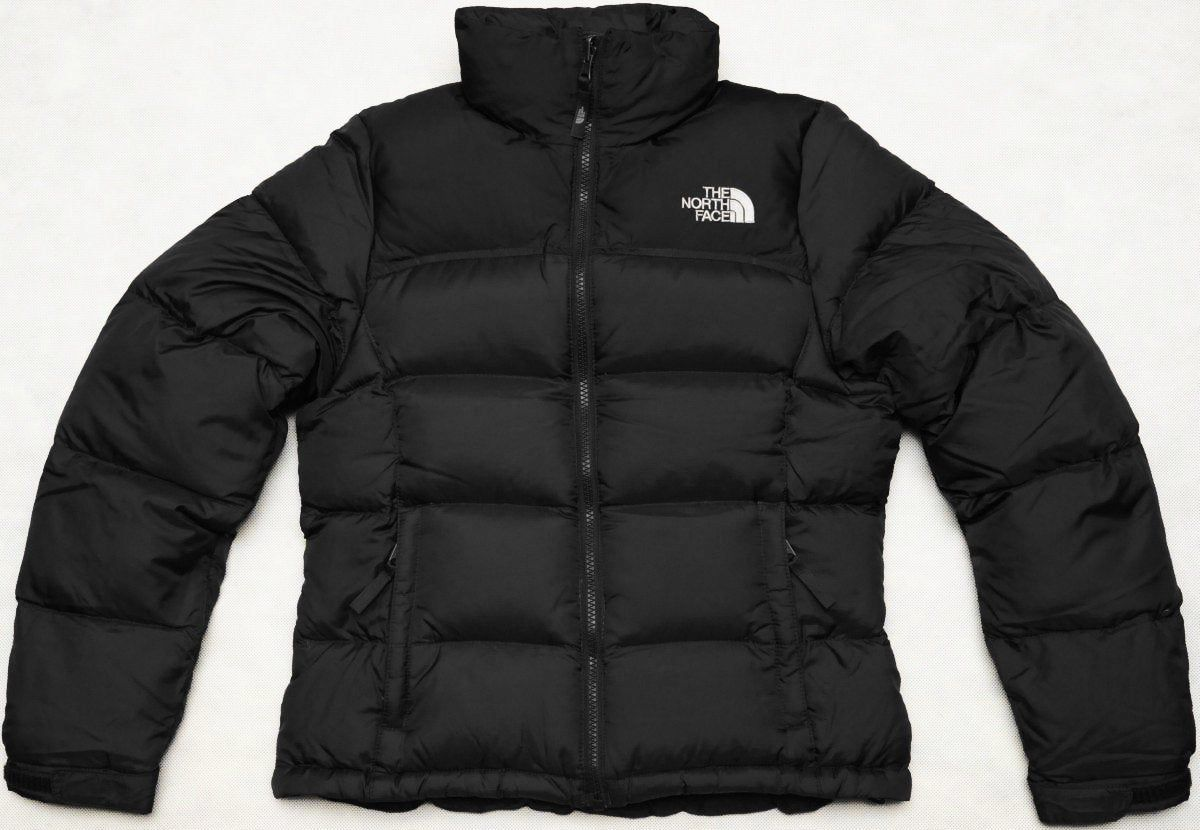 Vintage The North Face 700 Womens S Nuptse Down Puffer Jacket Size S Black Puffy North Face 700 The North Face Puffer Jackets [ 830 x 1200 Pixel ]