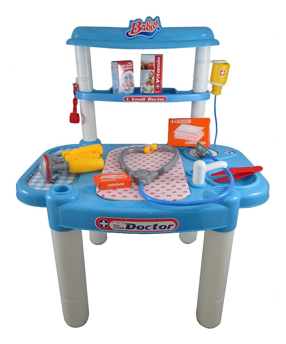Little Doctors Deluxe Medical Doctor Play Set | Preschool/Sunday ...