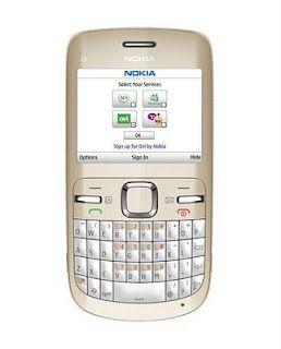 "Nokia C3-00 otra joyita de ""mi marca lider"" en telefonia celular... Me encanta!"