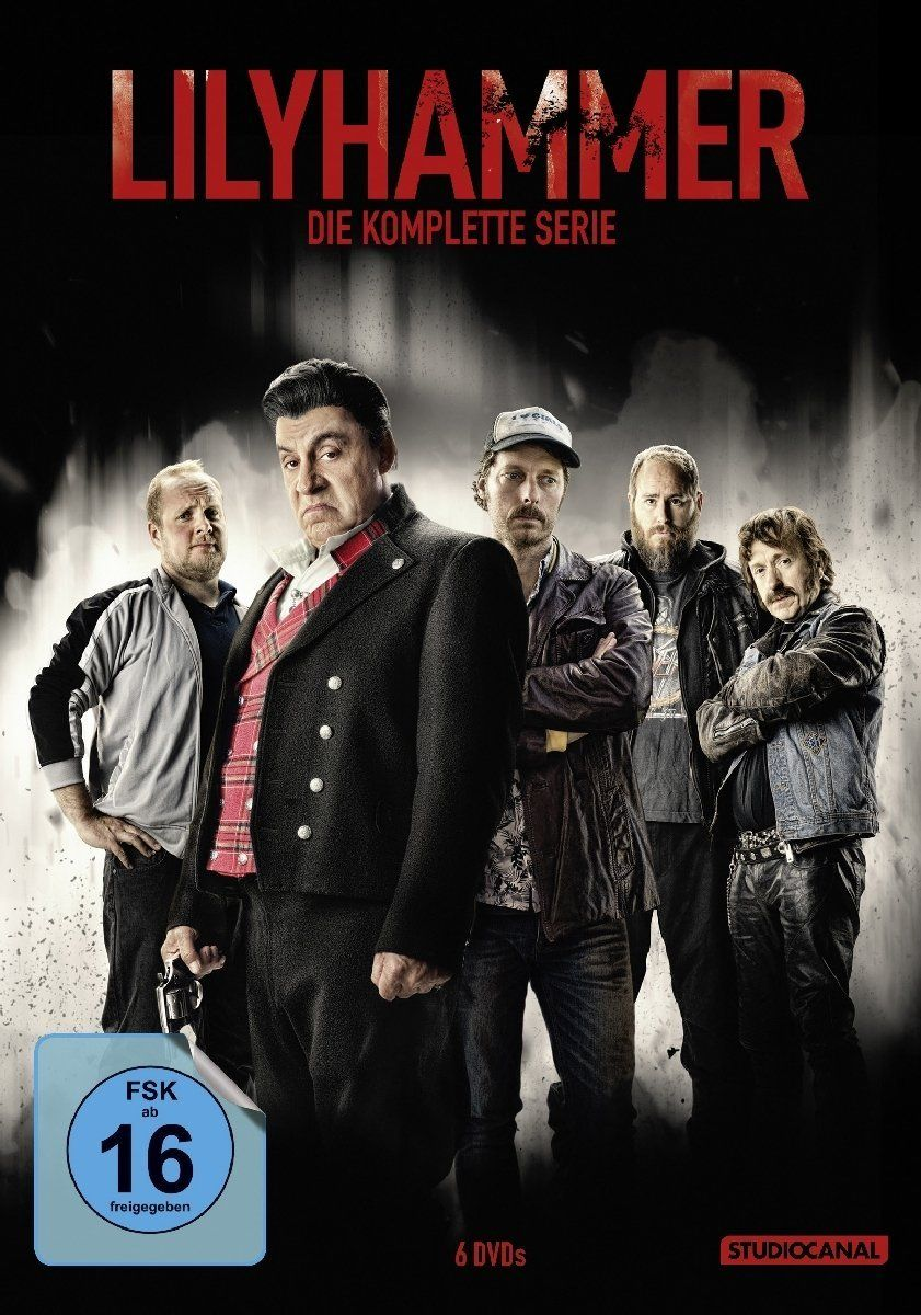 Lilyhammer Dvd Favorite Tv Shows Tv Shows