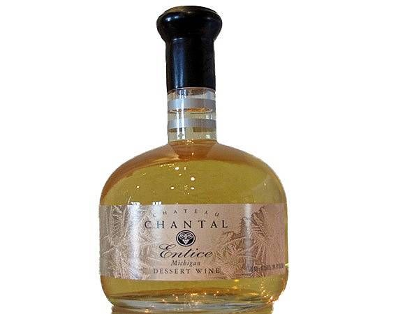 Entice Ice Wine brandy  Chateau Chantal