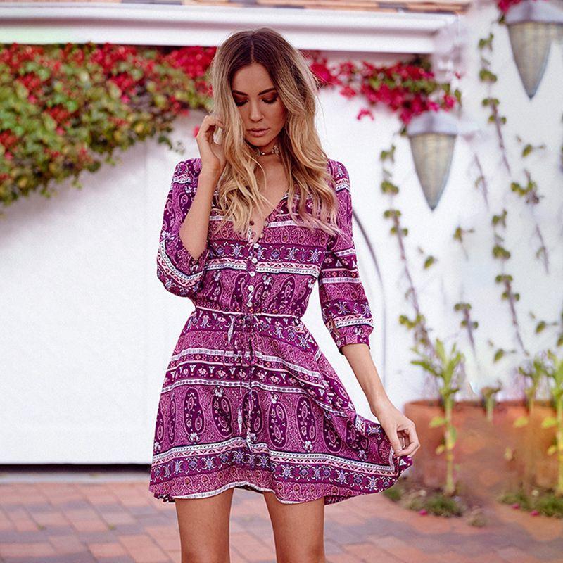Resultado de imagem para vestidos hippie chic | ROUPAS | Pinterest