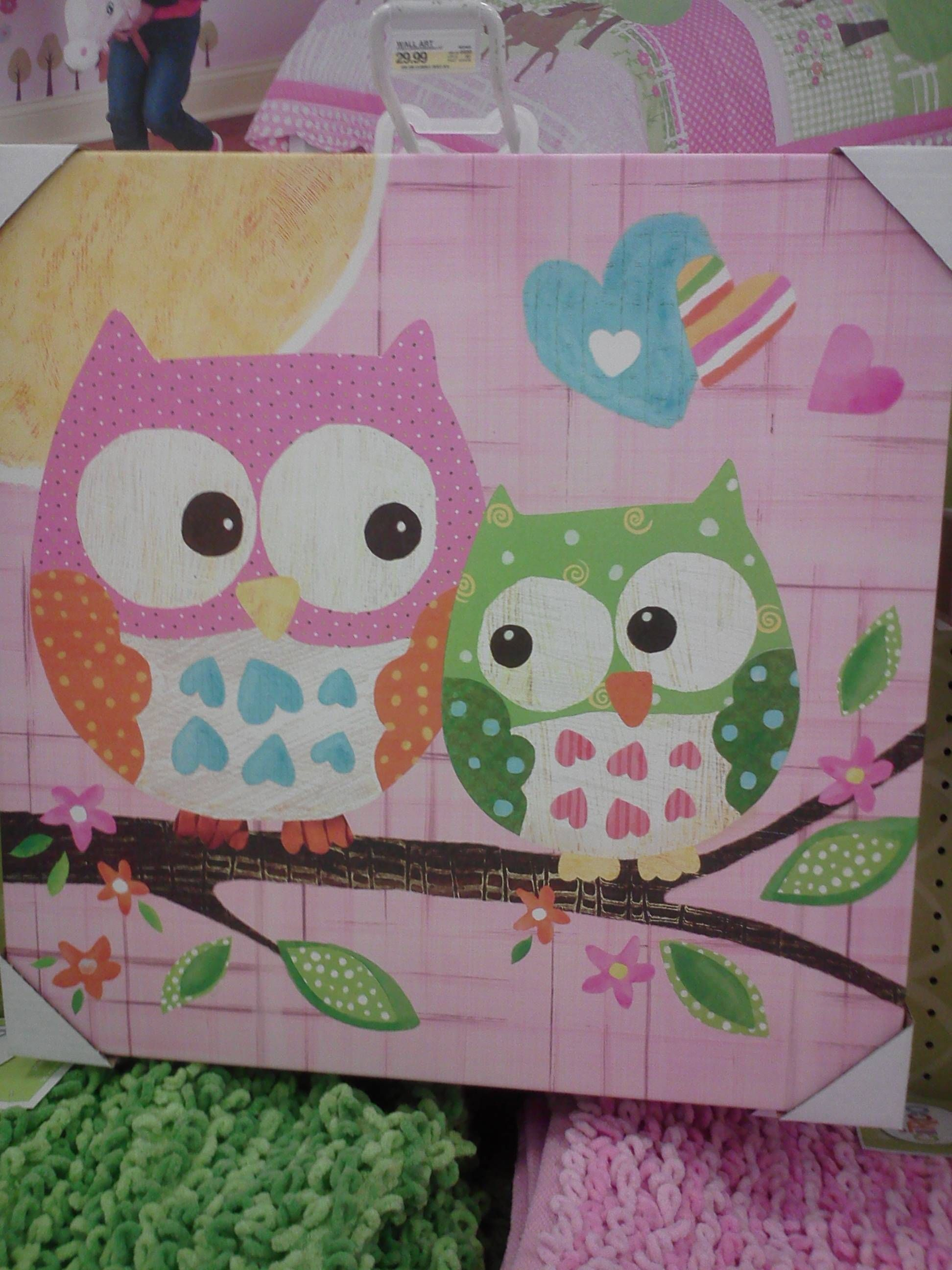 Mommy and Baby ... | Baby, Cute, Owl