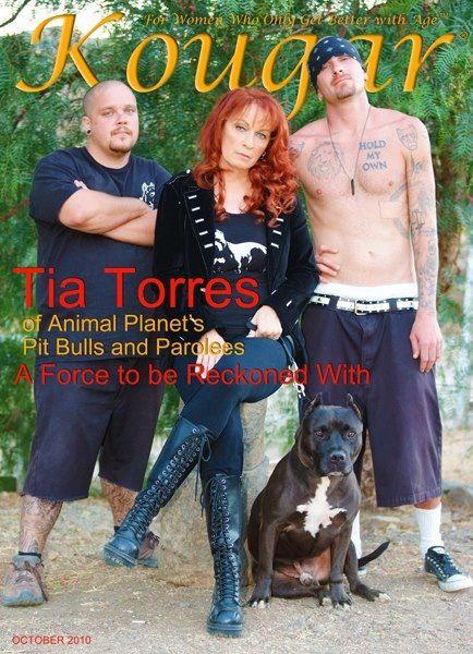 Pit Bulls Parolees Tia Torres And Lucky Villalobos Rescue Center Pitbull Facts Pit Bulls Parolees