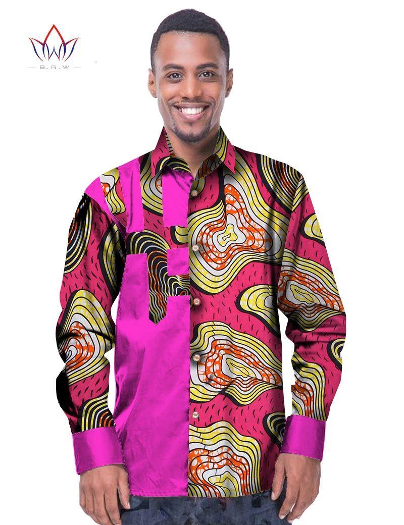 2372f2f28 Click to Buy << Trending men african fashion dashiki design print shirt  mandarin. >>