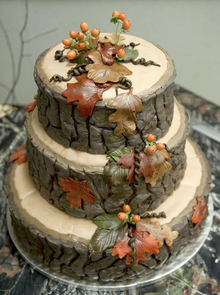 Tree cake | Wedding Cake | Pinterest | Perth, Cake creations and ...