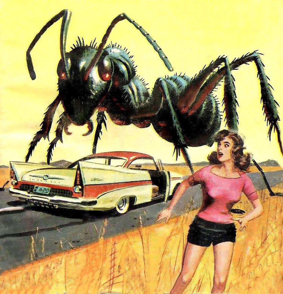 Vintage Sci-fi Sissydude. I Loved