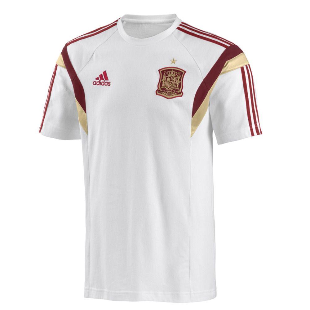 Camiseta Selección Española de Fútbol 2014 Adidas - Fútbol - Equipaciones  Oficiales - El Corte Inglés - Deportes b5256d334889c