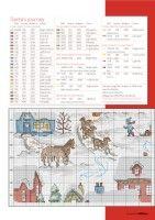 """Gallery.ru / tymannost - Альбом """"Cross Stitch Collection 241 ноябрь 2014"""""""