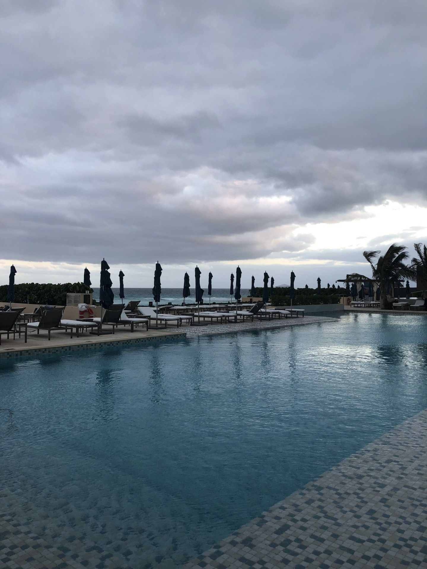 The Pools Of Secrets The Vine, Cancún In Mexico. In 2019