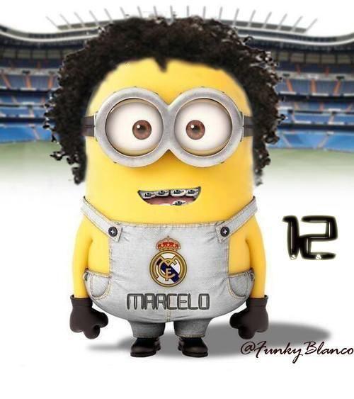 Marcelo #minionform