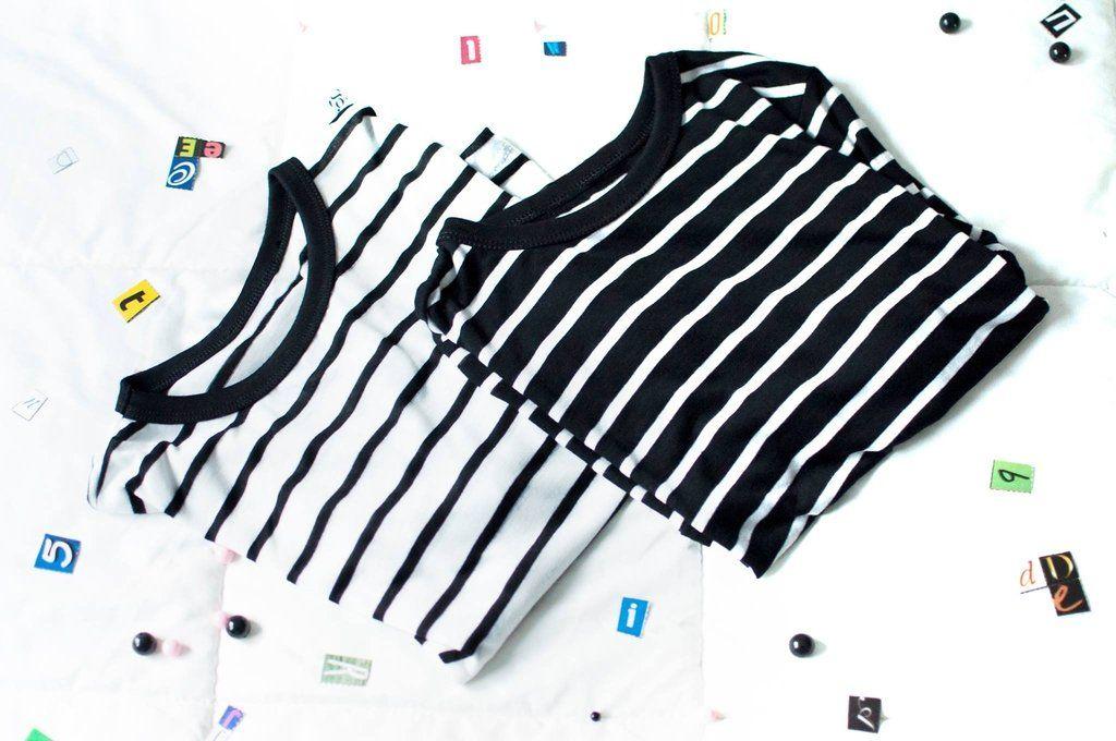Remera Stripes