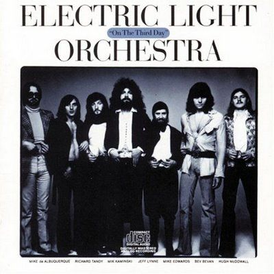 Electric Light Orchestra With Images Music Album Covers Album Covers Electric Lighter