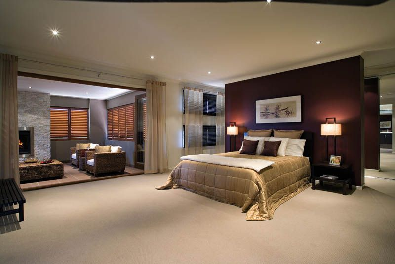 Modern Mansion Master Bedrooms master bedroom designs & ideas | metricon | new house | pinterest
