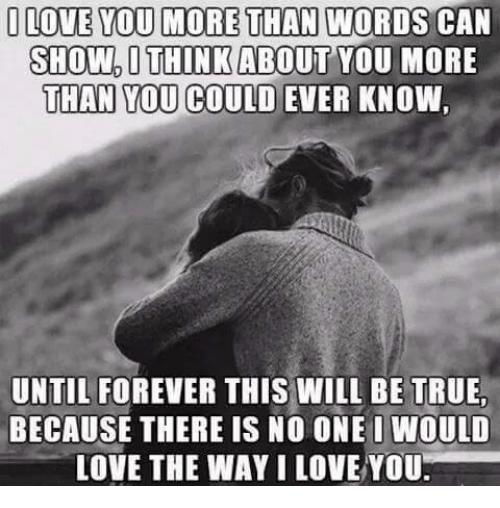 15 Best Love Memes For Him Love You Meme Love Memes For Him Love You More Meme