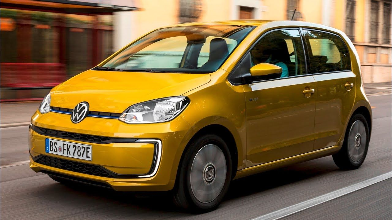2020 Vw E Up Sporty Volkswagen Electricity