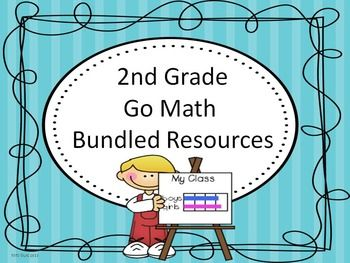 This File Download Contains All Go Math Bundled Chapter Resources