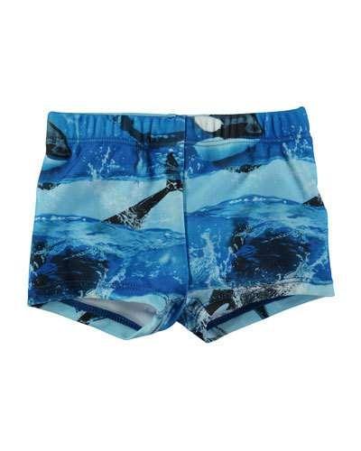 526102320fc6b Nansen Killer Whale Swim Shorts Size 3-24 Months   Products   Swim ...