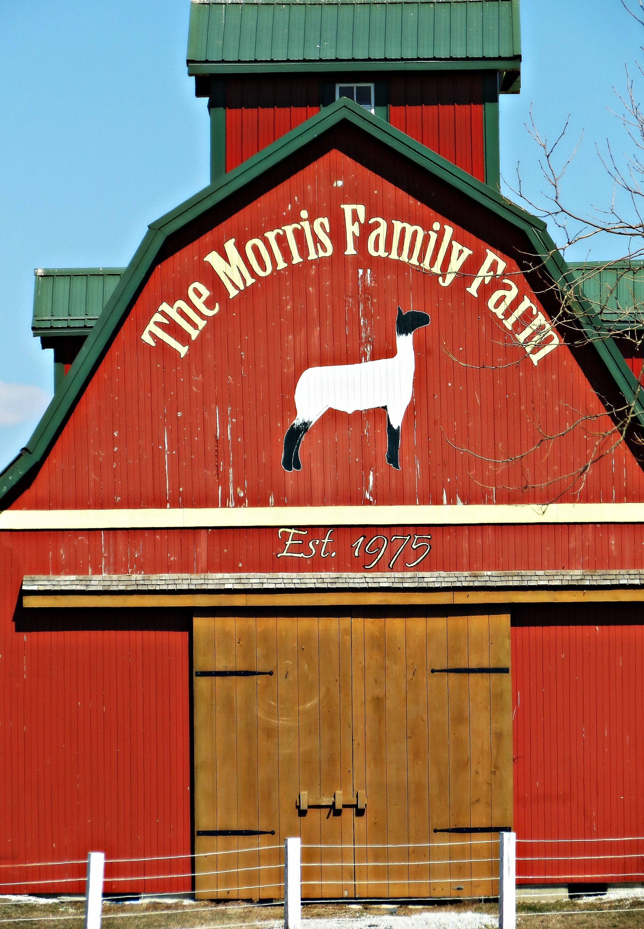 Barns: Barns Great And Small On Pinterest