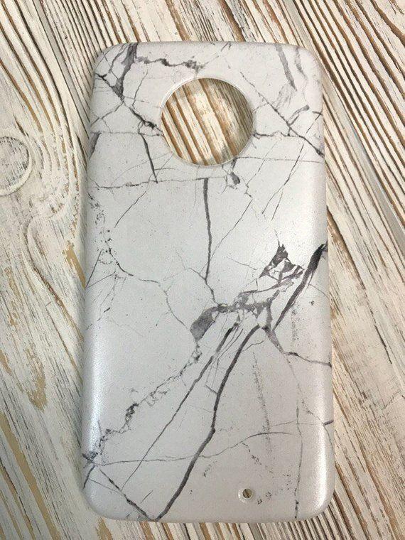 hot sale online 7d3e3 e70f5 White marble case, moto g7 case, moto g6 plus, marble phone case ...