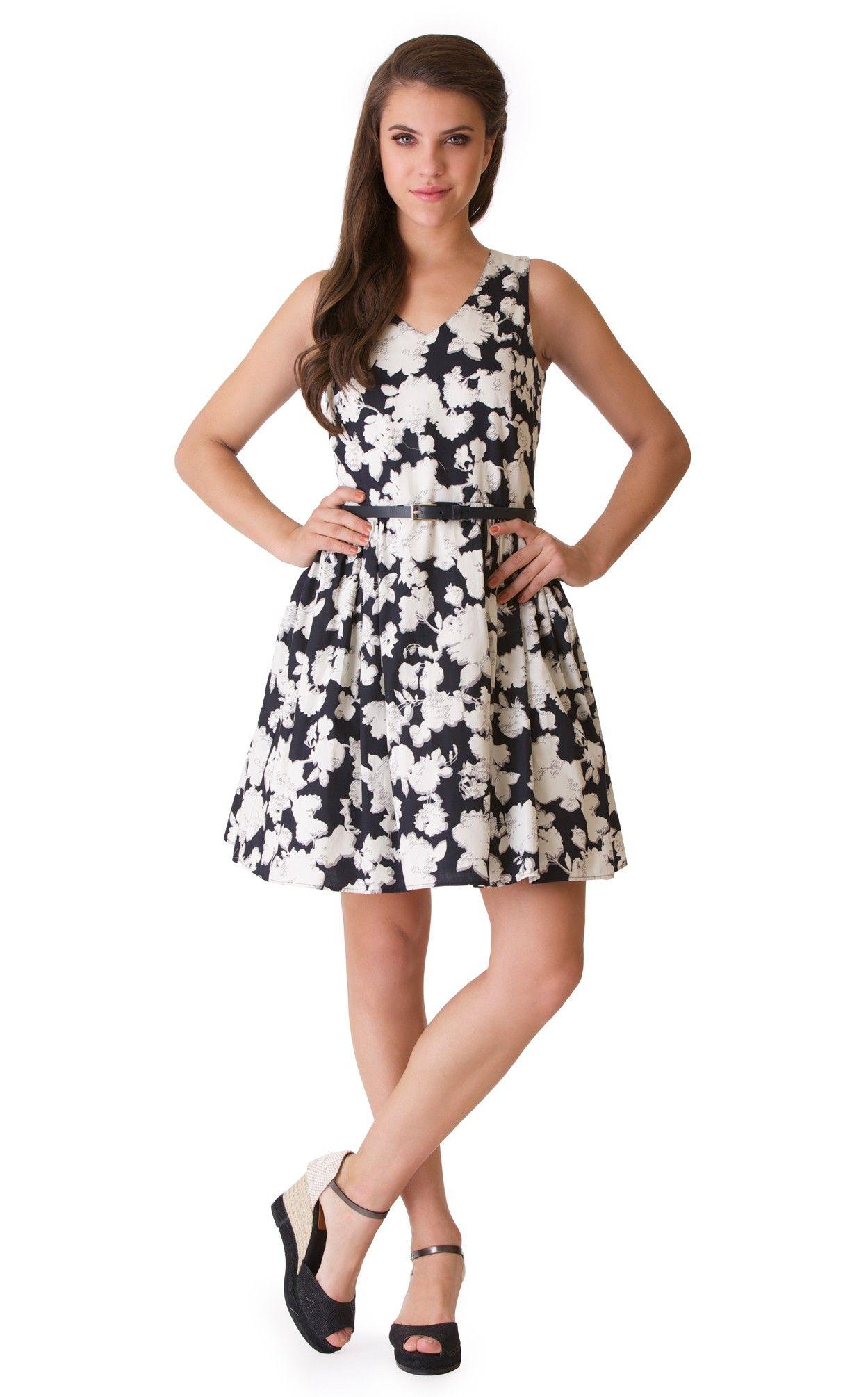IVONNE Petite \México \SS15 $1,399.00 Vestido Escote