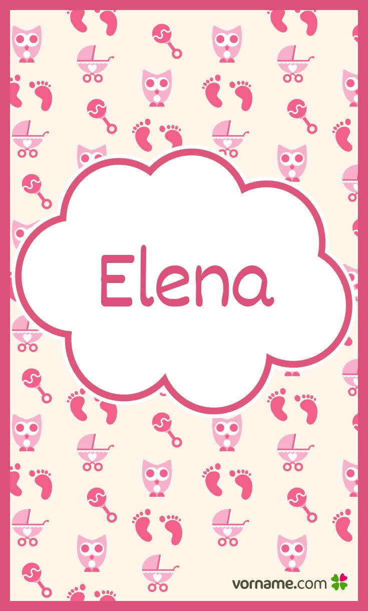 Dir Gefallt Der Vorname Elena Finde Heraus Wo Der Schone Madchenname Herkommt Was Er Bedeutet Wann Sein Namenstag Ist U Vornamen Namenstag Seltene Vornamen