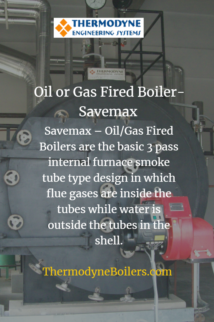 Oil/Gas Fired Boilers-Savemax Manufacturer in India | Thermodyne ...