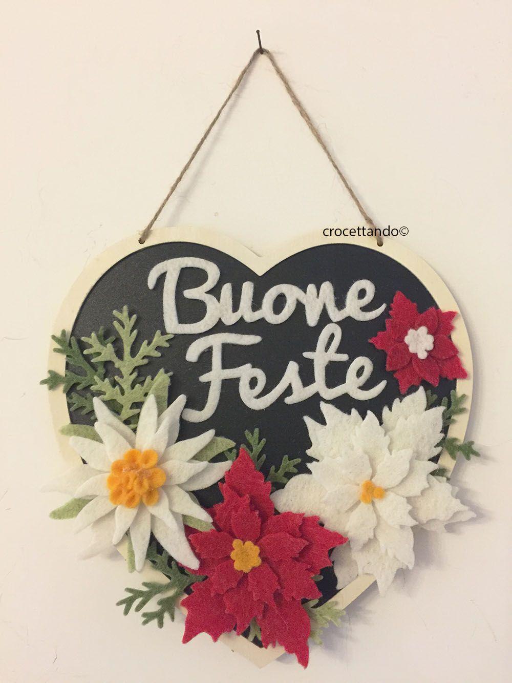 Photo of Tanti cuori per augurare buone feste.