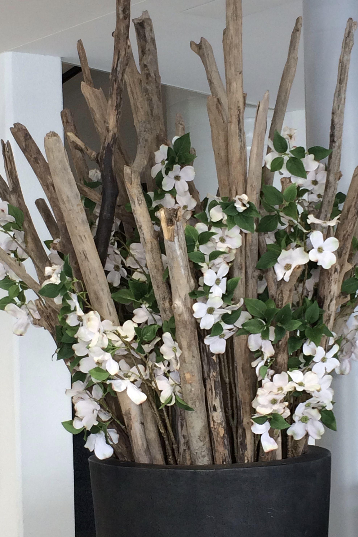 Kunstblumen artificialflowers floraldekoration silkka for Raumgestaltung pinterest