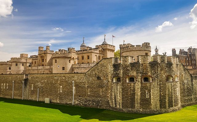 Tower of London by ccr_358, via Flickr