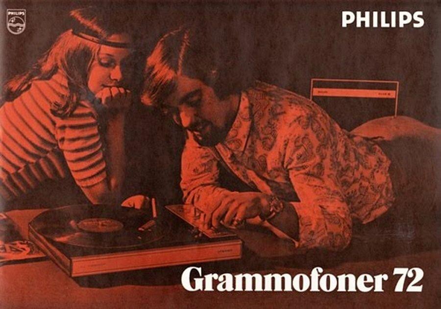 Philips, 1972.