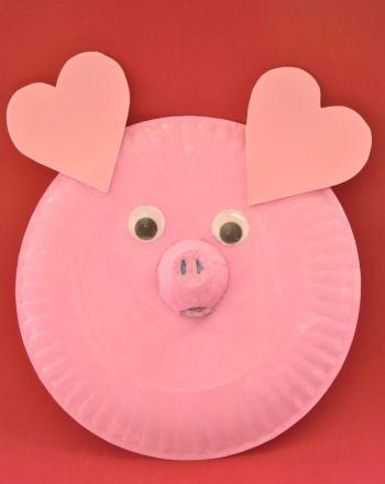 Activities Valentine Pig  sc 1 st  Pinterest & Activities: Valentine Pig | Valentineu0027s Day | Pinterest | Activities ...