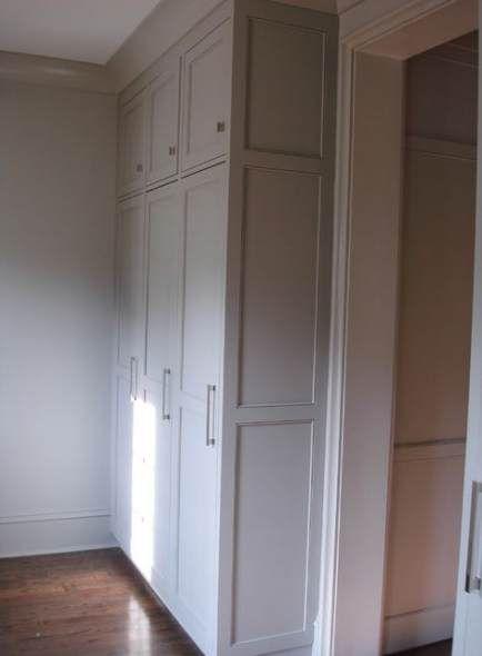 49 Trendy Hallway Closet Organization Diy Cleaning Supplies Diy