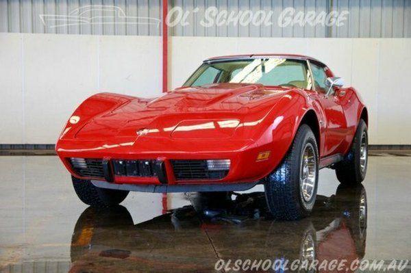 1976 Chevrolet Corvette Stingray Jcfd3511703 Chevrolet Corvette Chevrolet Corvette Stingray Chevrolet
