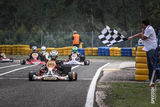 CNK 2016: César Campaniço cumpre regresso ao Campeonato Nacional de Karting