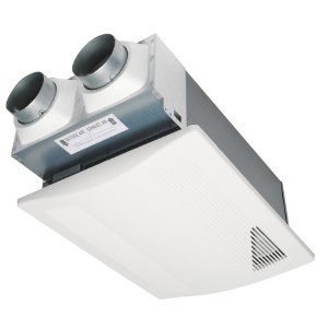 New Panasonic FV VE WhisperComfortTM Spot ERV Ceiling Insert Ventilator with Balanced Ventilation and Patent