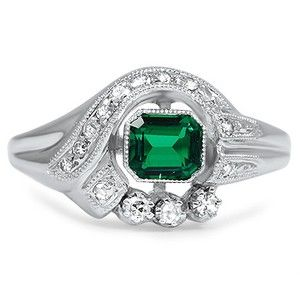 The Madeley Ring #BrilliantEarth #Vintage