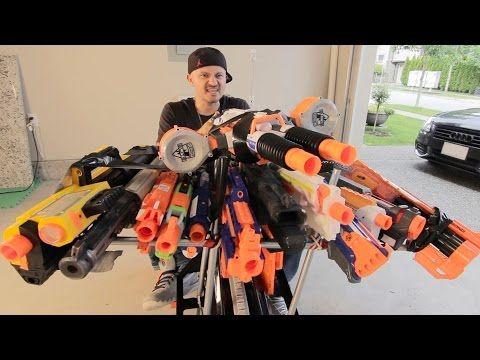 Insane Nerf War: NRF Mortar Battle - NERF Guns | Gun Vs. Gun Wiki | FANDOM  powered by Wikia
