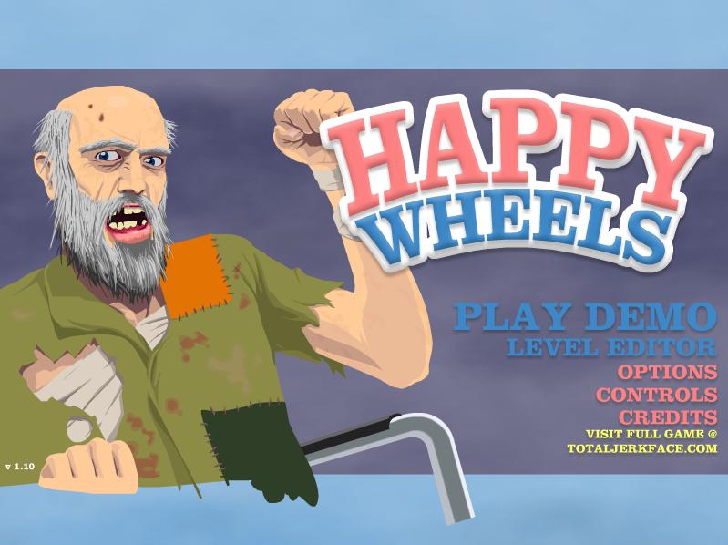 happy wheels unblocked for school