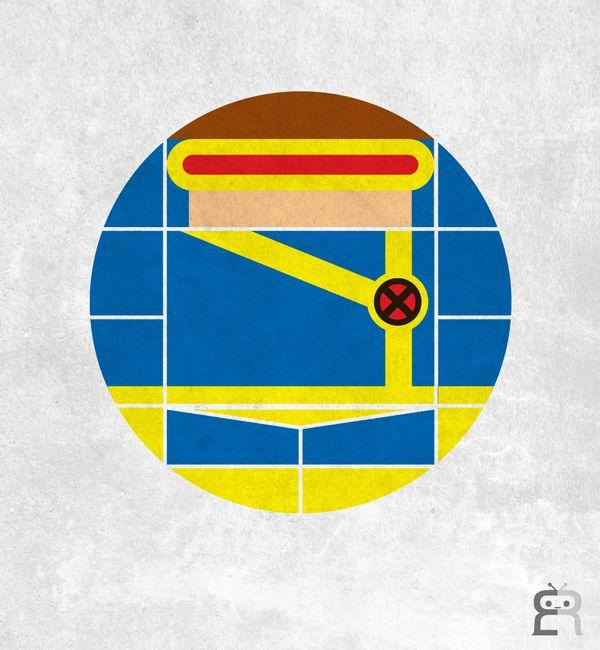 Cyclops~Projekt Sirkols by Edzel Rubite, via Behance