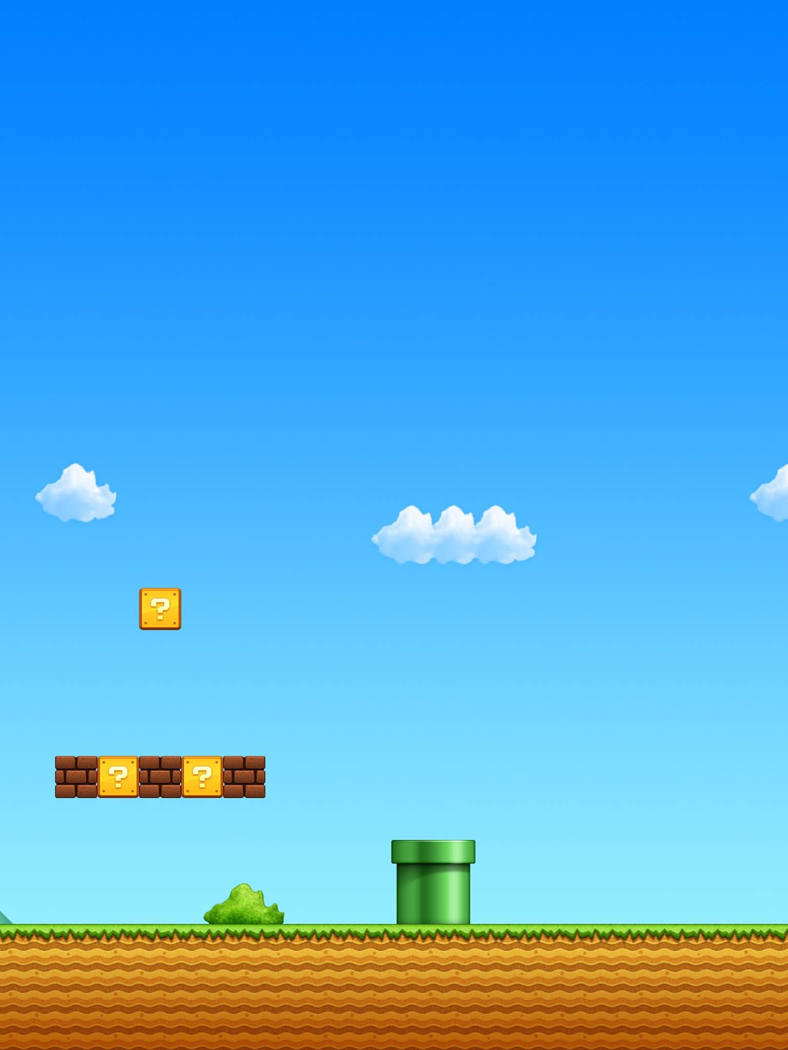 how to get super mario on iphone