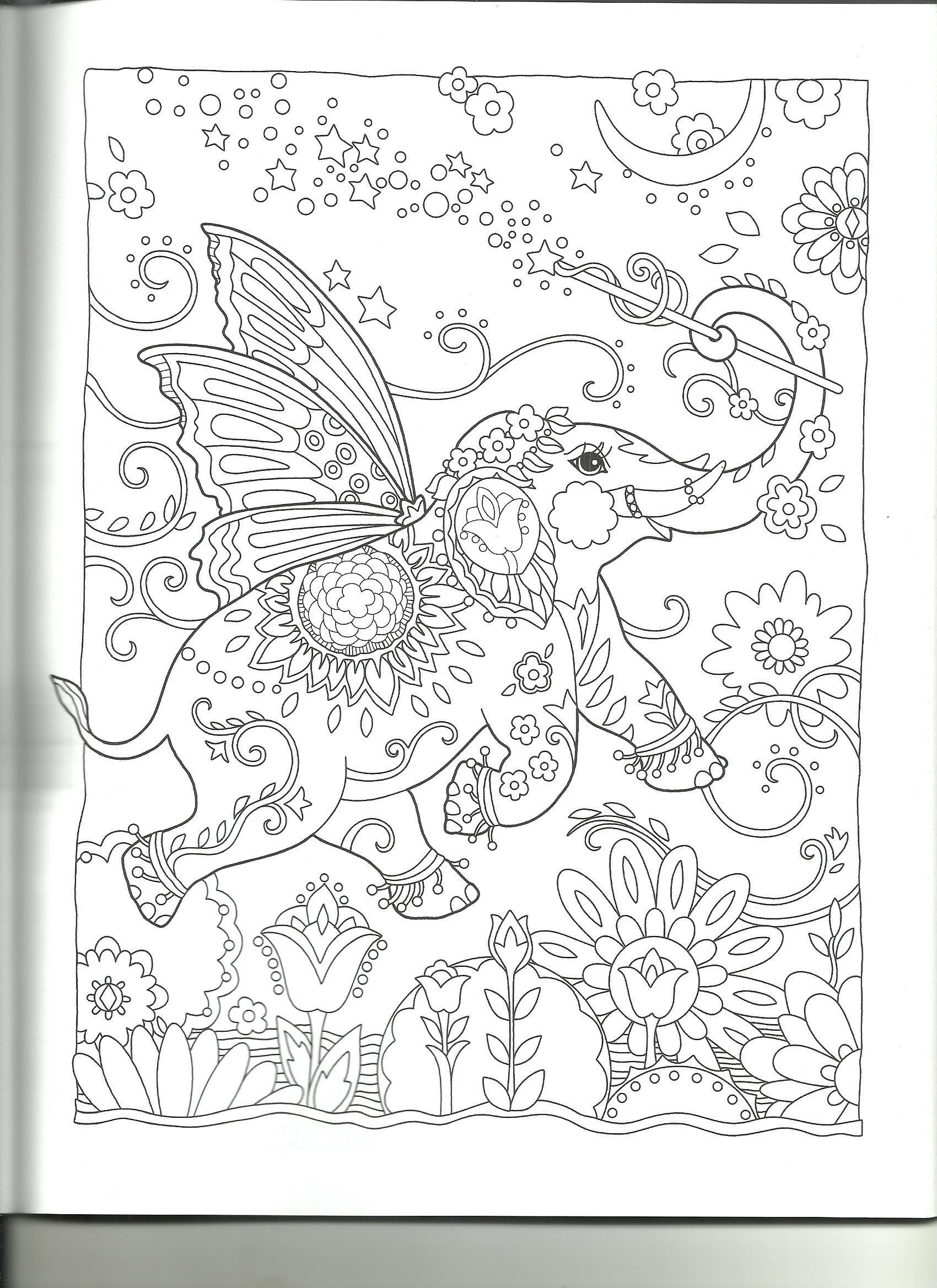 Pin von Cheri Starr auf color pages | Pinterest | Senioren ...