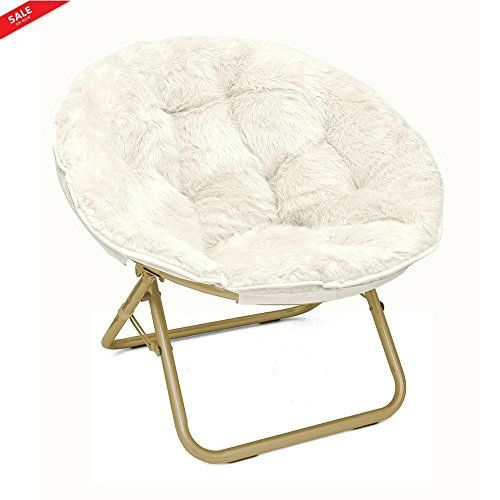 Faux Fur Armchair Sauser Fluffy Super Soft Comfortable