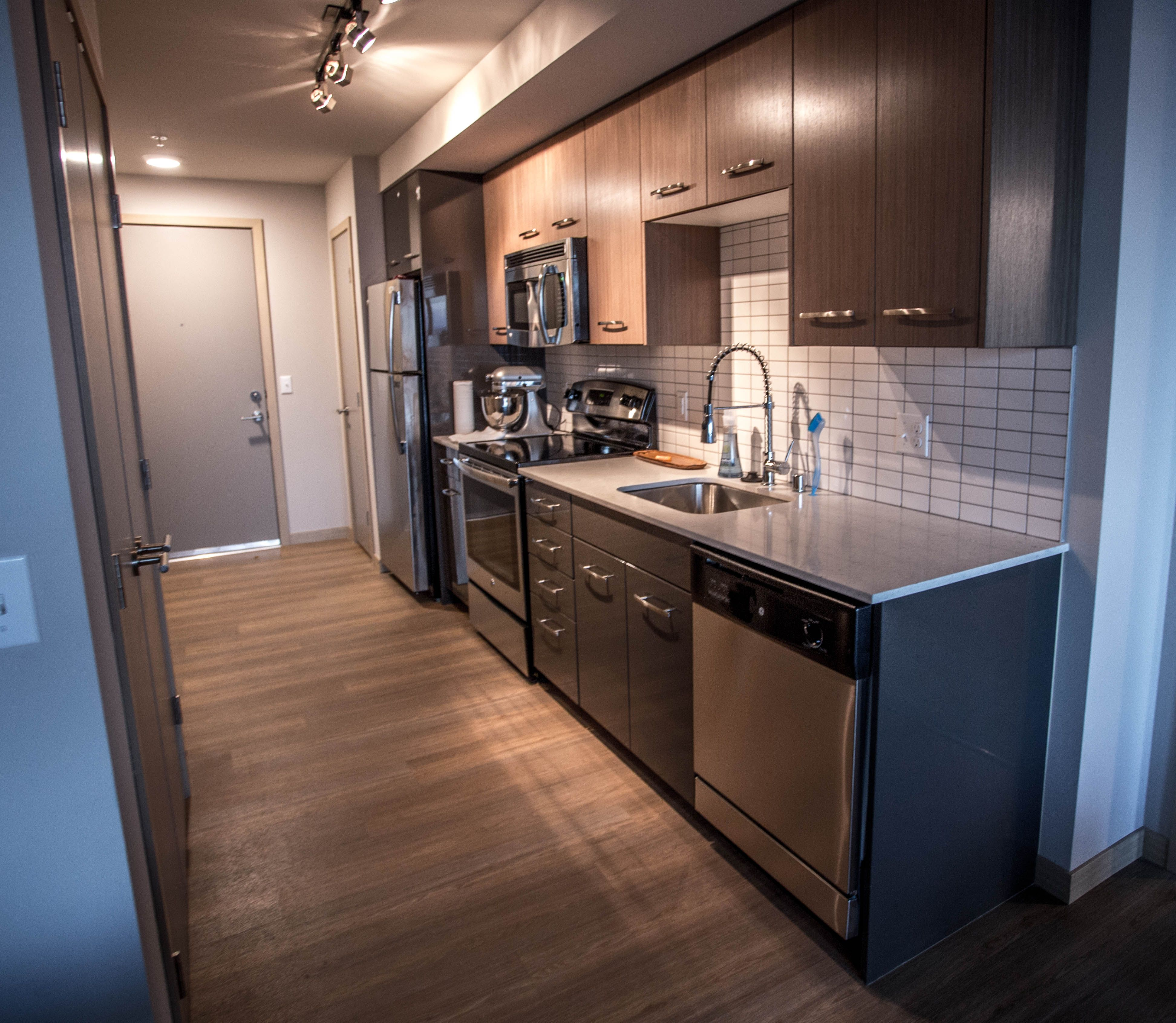 Dig This Seattle Apartments Kitchen
